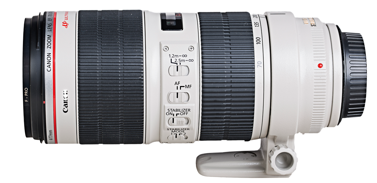 Canon Zoom Lens EF 70 200 F2